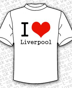 I Love Liverpool T-shirt