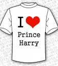 I Love Prince Harry T-shirt