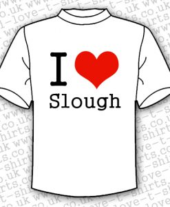 I Love Slough T-shirt