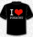 I Love Pikachu