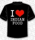 I Love Indian Food