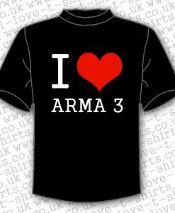 I Love Arma 3
