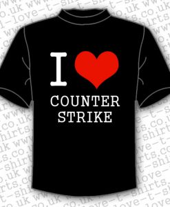 I Love Counter Strike