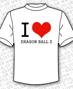 I Love Dragon Ball Z
