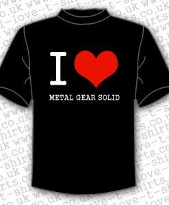 I Love Metal Gear Solid