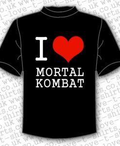 I Love Mortal Kombat