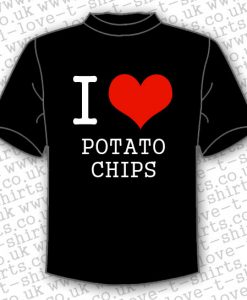 I Love Potato Chips