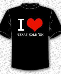 I Love Texas Hold Em