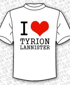 I Love Tyrion Lannister