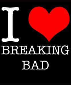 I Love Breaking Bad T-Shirt