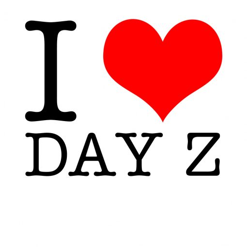 I Love Day Z T-Shirt