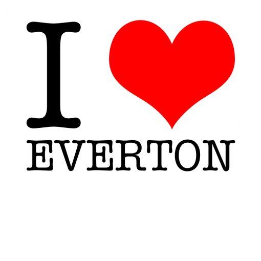 I Love Everton T-shirt