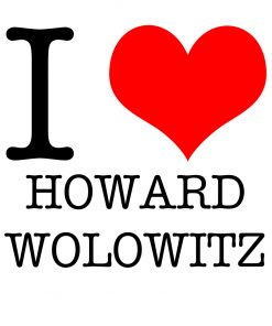I Love Howard Wolowitz T-shirt