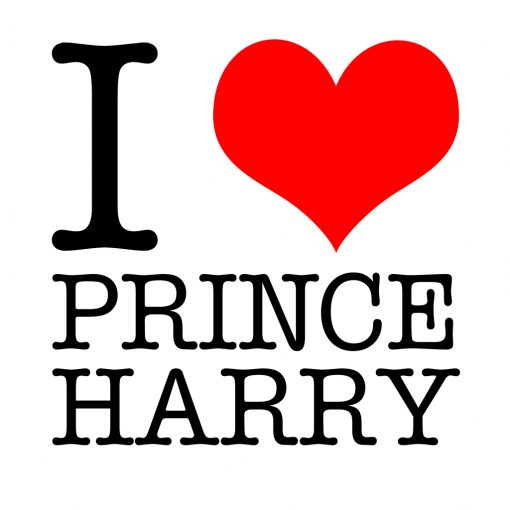 I Love Prince Harry T-shirt