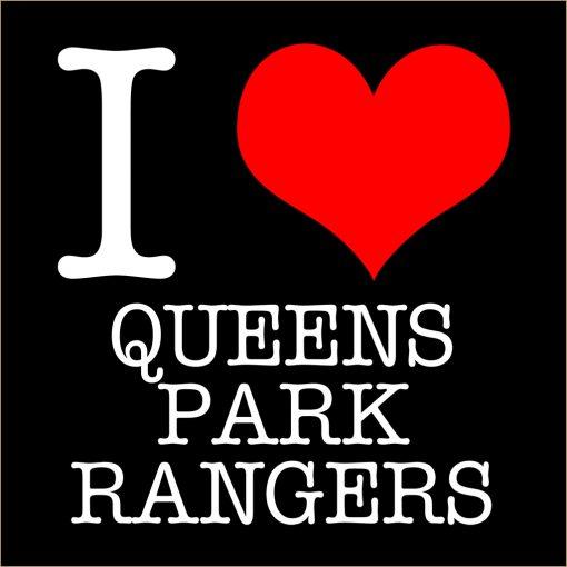 I Love Queens Park Rangers T-shirt