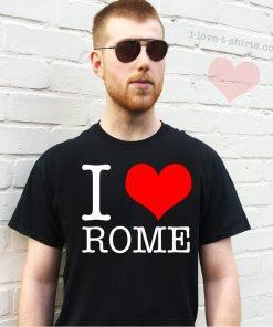 I Love Rome T-Shirt
