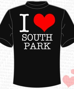 I Love South Park T-Shirt